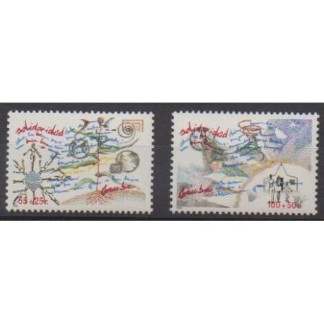 Aruba - 1990 - No 78/79