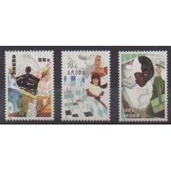Aruba - 1991 - No 89/91