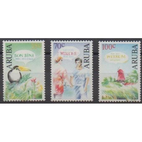Aruba - 1991 - No 100/102