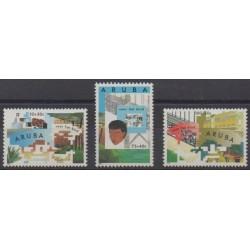 Aruba - 1993 - No 131/133 - Enfance