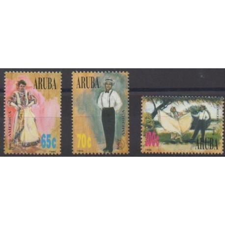 Aruba - 1996 - No 177/179 - Folklore
