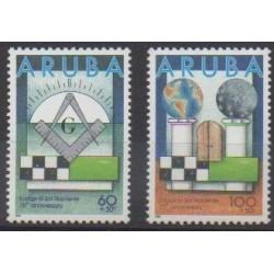 Aruba - 1996 - No 180/181