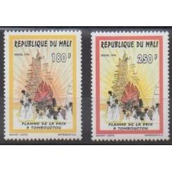 Mali - 1996 - No 933AD/933AE