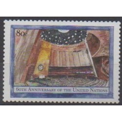 Nations Unies (ONU - New-York) - 2005 - No 952 - Nations unies