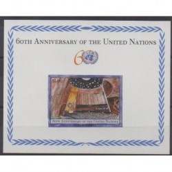 Nations Unies (ONU - New-York) - 2005 - No BF24 - Nations unies