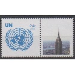 Nations Unies (ONU - New-York) - 2008 - No 1074C