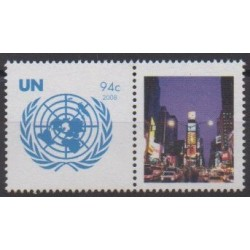Nations Unies (ONU - New-York) - 2008 - No 1074A