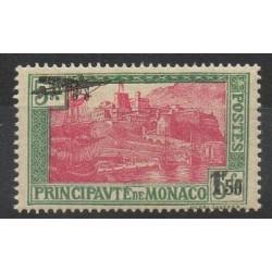 Monaco - Poste aérienne - 1933 - No PA 1