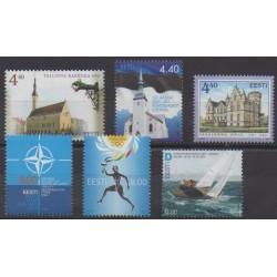 Estonia - 2004 - Nb 467/472