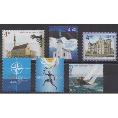 Estonie - 2004 - No 467/472