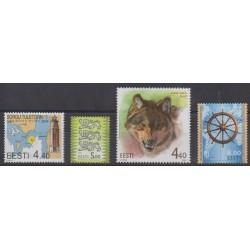 Estonia - 2004 - Nb 455/458