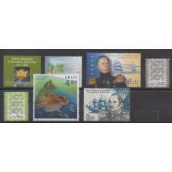 Estonia - 2003 - Nb 442/448