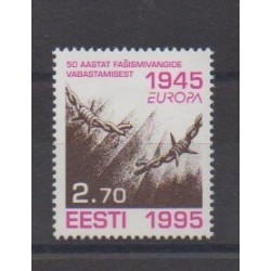 Estonie - 1995 - No 263 - Europa
