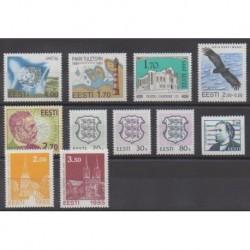 Estonia - 1995 - Nb 264/274