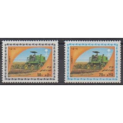Arabie saoudite - 1987 - No 693/694