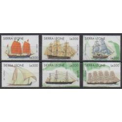 Sierra Leone - 1998 - No 2568/2573 - Navigation