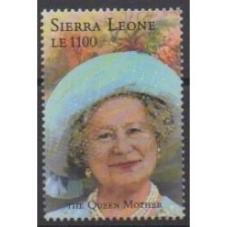 Sierra Leone - 2000 - No 3142 - Royauté - Principauté
