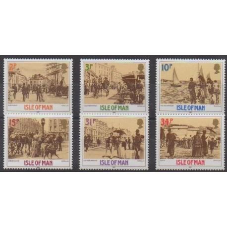 Man (Ile de) - 1987 - No 320/325