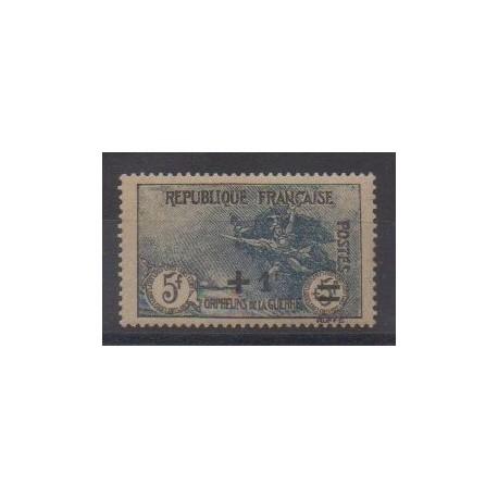 France - Poste - 1912 - No 169