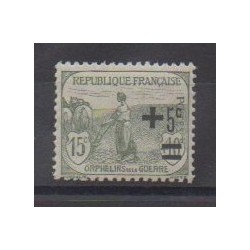 France - Poste - 1922 - No 164