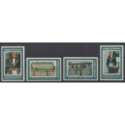 Antigua and Barbuda - 1993 - Nb 1614/1617