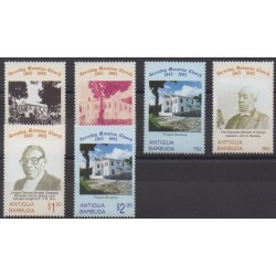 Antigua and Barbuda - 1995 - Nb 1925/1930 - Religion