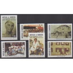 Antigua et Barbuda - 1998 - No 2334/2339