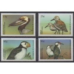 Antigua and Barbuda - 1998 - Nb 2455/2458 - Birds