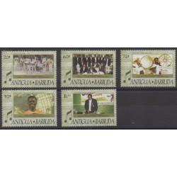 Antigua and Barbuda - 1999 - Nb 2485/2489 - Music