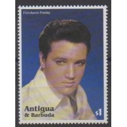 Antigua and Barbuda - 2002 - Nb 3232 - Music