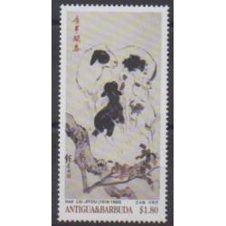 Antigua et Barbuda - 2003 - No 3328 - Horoscope