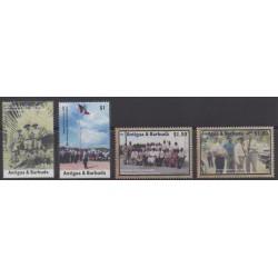 Antigua et Barbuda - 2003 - No 3354/3357 - Scoutisme
