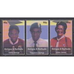 Antigua et Barbuda - 2003 - No 3351/3353 - Scoutisme