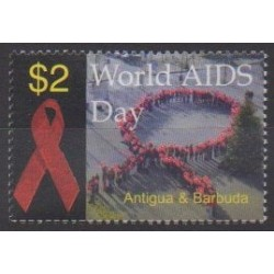 Antigua and Barbuda - 2004 - Nb 3554 - Health