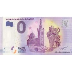 Euro banknote memory - 13 - Notre-Dame-de-la-Garde - La basilique - 2017-3