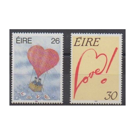 Irlande - 1990 - No 703/704