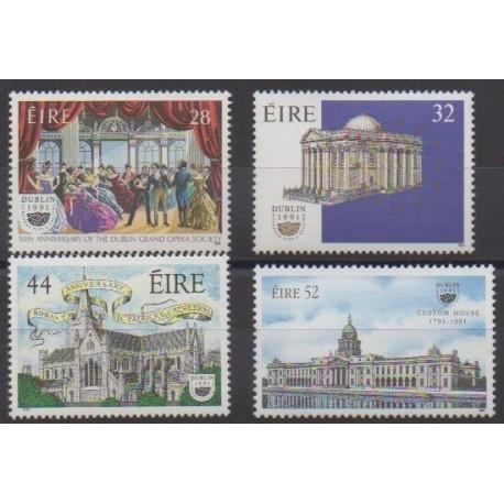 Irlande - 1991 - No 758/761