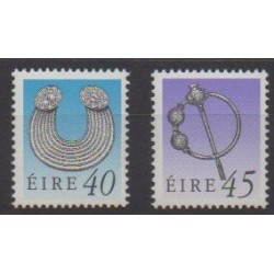 Irlande - 1992 - No 799/800 - Art
