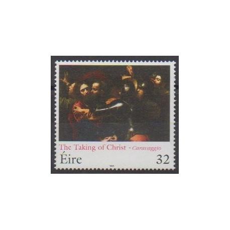 Irlande - 1994 - No 855 - Pâques - Peinture