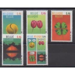 Belgique - 2006 - No 3540/3544 - Philatélie