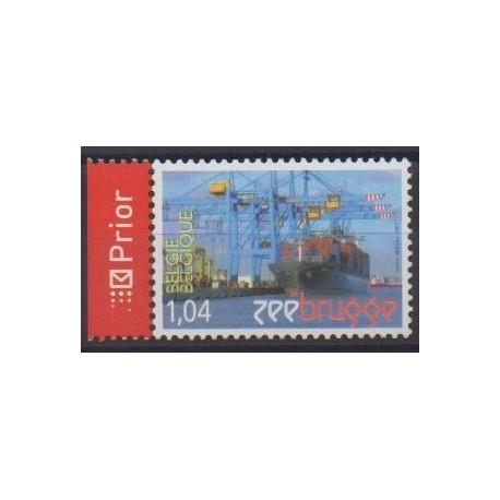 Belgique - 2007 - No 3652 - Navigation