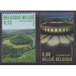 Belgium - 2007 - Nb 3659/3660 - Sights