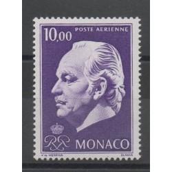 Monaco - Poste aérienne - 1974 - No PA 97a - lilas