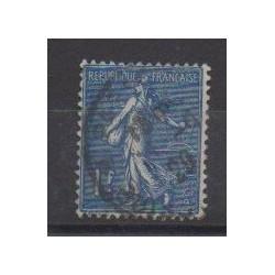 France - Variétés - 1924 - No 205 - Oblitéré