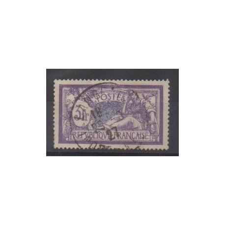 France - Poste - 1925 - No 206 - Oblitéré