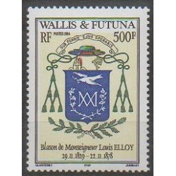 Wallis et Futuna - 2004 - No 626 - Armoiries