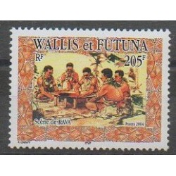 Wallis et Futuna - 2004 - No 617