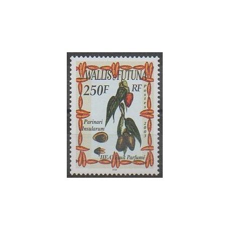 Wallis et Futuna - 2003 - No 613 - Fruits ou légumes