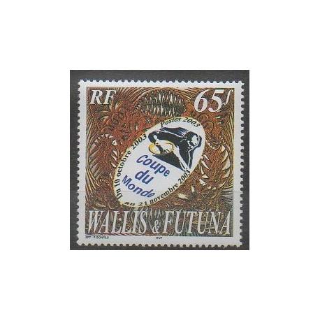 Wallis et Futuna - 2003 - No 612 - Sports divers