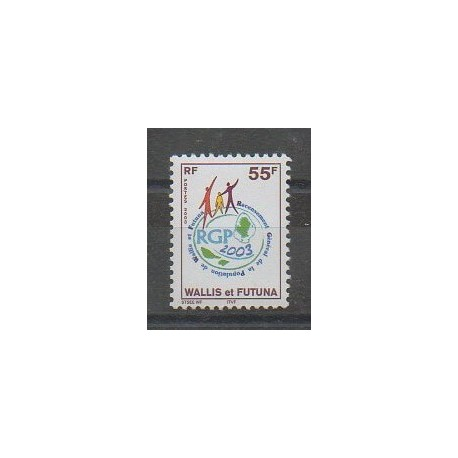 Wallis et Futuna - 2003 - No 602